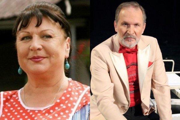 Роман на съёмках стал явью или как Кравченко тайно вышла замуж за Добронравова?