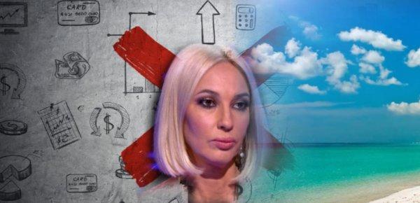 Поражение признала... Обиженная Кудрявцева уволилась с ТВ и переедет в Майами?