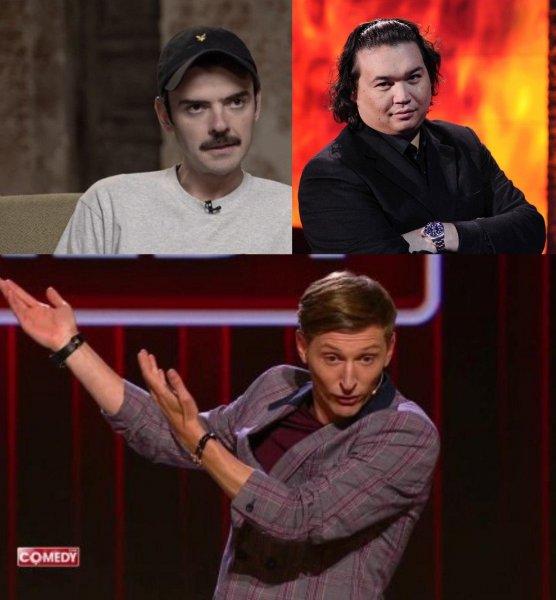 На все воля продюсера... Лапенко может заменить Павла Волю в Comedy Club