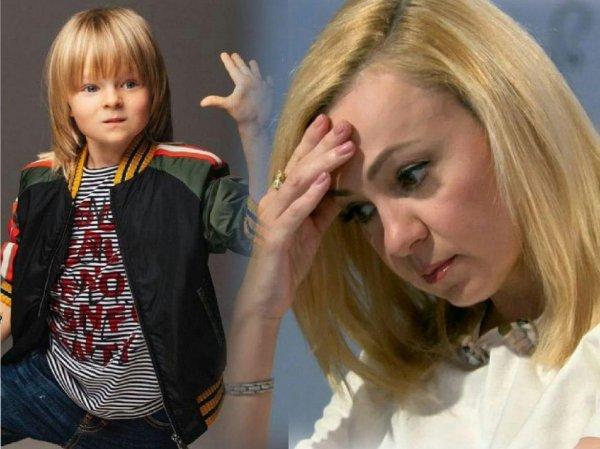 «Всплыло» воспитание Рудковской! 7-летний Гном Гномыч «блеснул» высокомерием