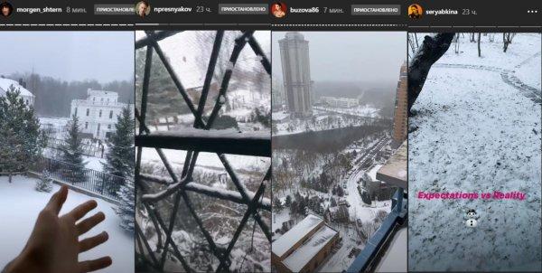 Пока все ждут весну... Волочкова удивила детской радостью ко снегу