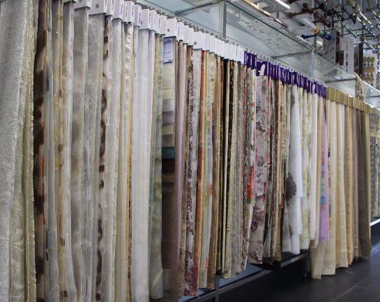 Французские шторы от студии Валеригруп