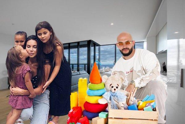 Под удар попали дети: Джиган вывез из дома Самойловой даже игрушки?