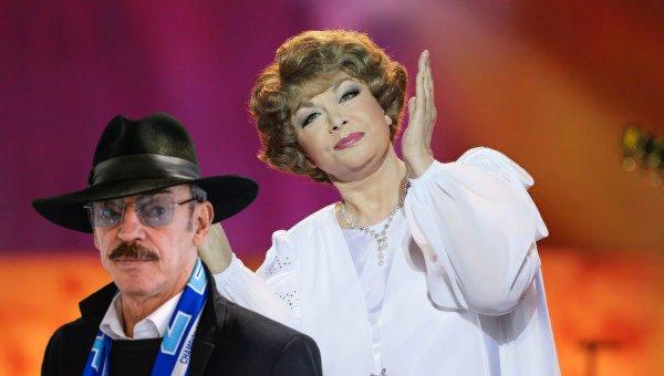 Эдита Пьеха получает пенсию вдвое больше, чем у Боярского