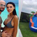 Джиган и Самойлова купили дочерям аквапарк: «Можно на карантине полгода сидеть»