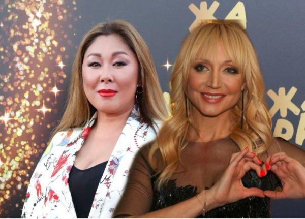 «Высокая» дружба или почему Анита Цой отказывается шутить над Орбакайте