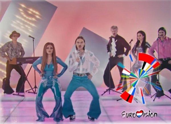 Little Big вошёл в ТОП-10 победителей по итогам народного голосования на Евровидении