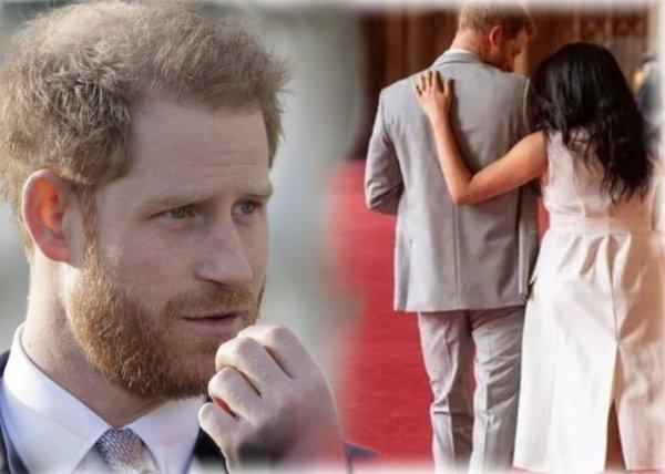 Принц Гарри ушёл из королевской семьи из-за психического здоровья