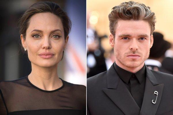Анджелина Джоли сойдётся с Роббом Старком из «Игры престолов»