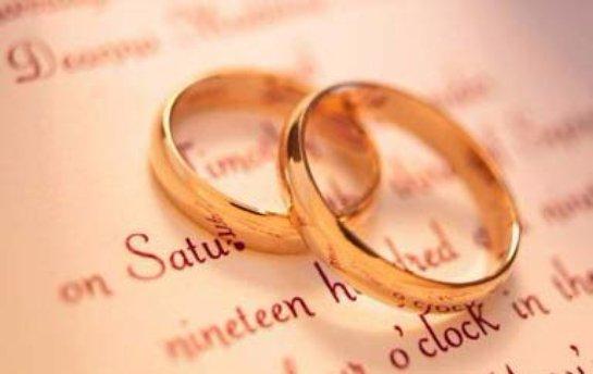 Необычные поздравления с Днем свадьбы