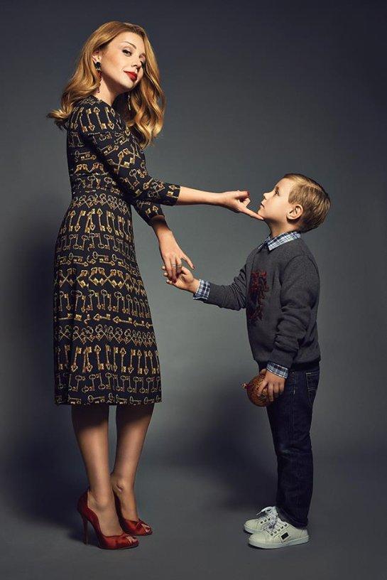 Тина Кароль рассказала о повзрослевшем сыне