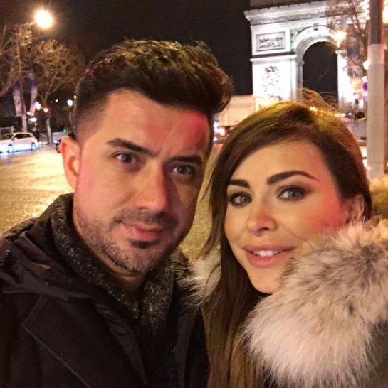 Ани Лорак отдохнула с мужем в Париже