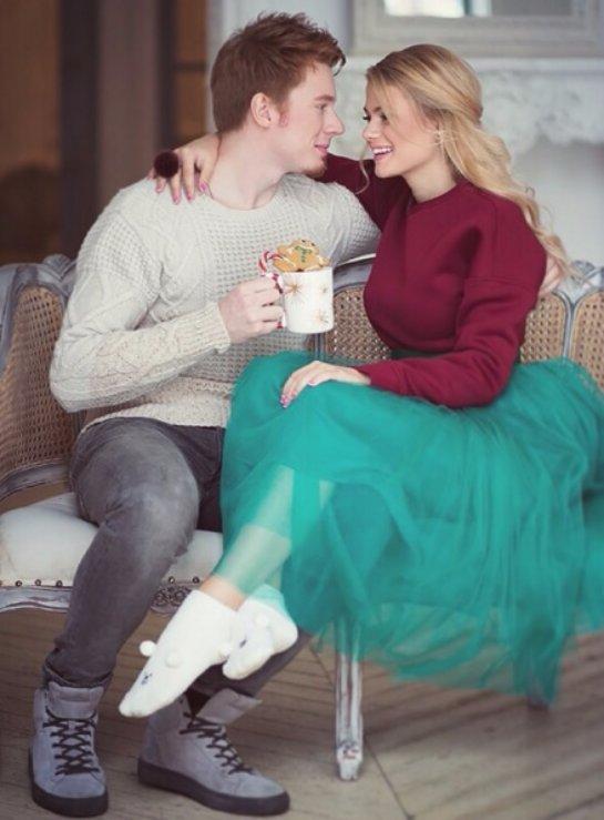 Никита Пресняков поделился красивым снимком со своей возлюбленной