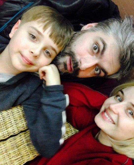 Полина Гагарина опубликовала трогательное семейное фото