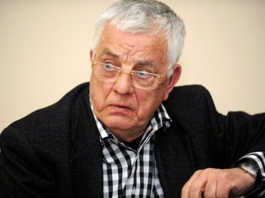 Раймонд Паулс отмечает 80-летний юбилей