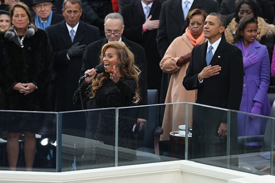 Роман Барака Обамы и Бейонсе