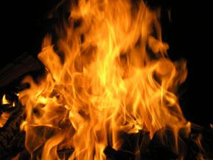 Подмосковье: Пожар в доме священника
