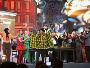 Пугачёва и Тимошенко: «Рождественские встречи» в Киеве