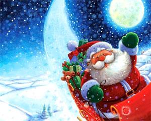 Санта Клаус: Несовершенство рождественского дедушки
