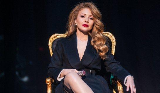 Тина Кароль спела  «Червону руту» и гимн  Украины в Чехии