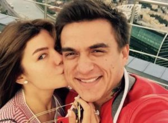 Влад Топалов женился