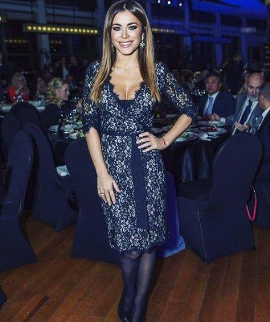 Ани Лорак блеснула роскошным нарядом