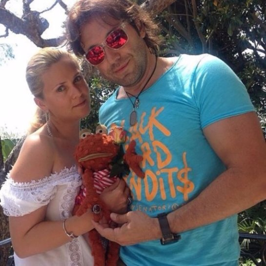 Андрей Малахов показал уникальные снимки с женой