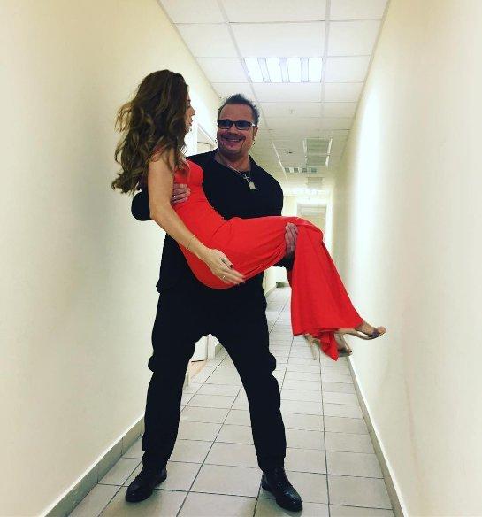 Владимир Пресняков опубликовал трогательные кадры с женой
