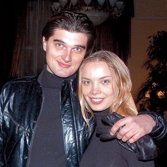 Стала известна причина расставания Ольги Арнтгольц и Вахтанга Беридзе