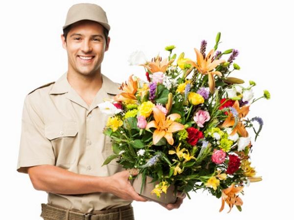 Восхитительные живые цветы с доставкой
