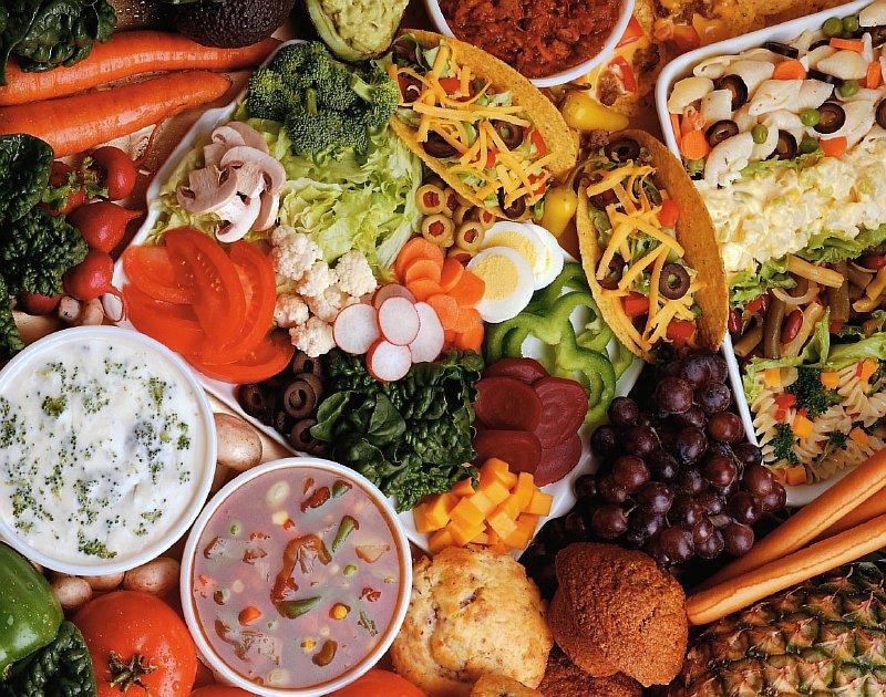 Сбалансированное питание – залог здоровой жизни