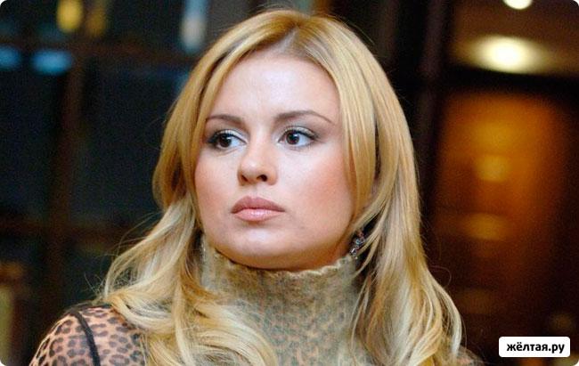 Анна Семенович снова растолстела?