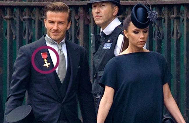 Семейство Бекхем опозорилось на королевской свадьбе