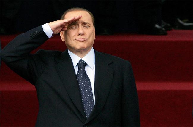 Берлускони платит за свободу