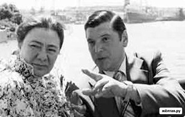 Борис Буряце биография, фотографии