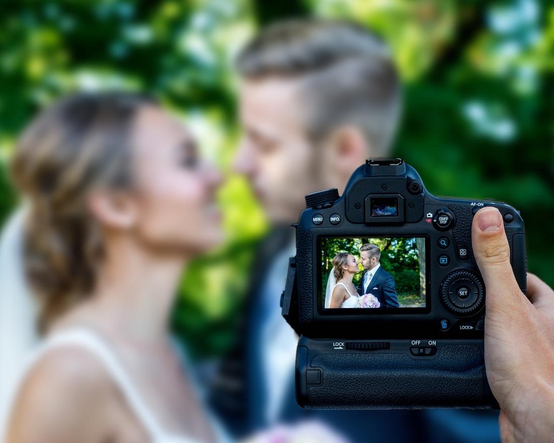 Услуги профессионального свадебного фотографа