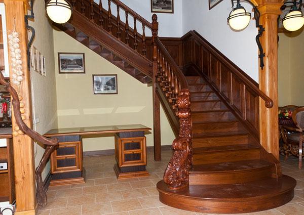 Надежные и красивые лестницы