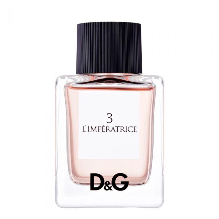 Аромат Dolce Gabbana 3 L'imperatrice - темперамент и страсть