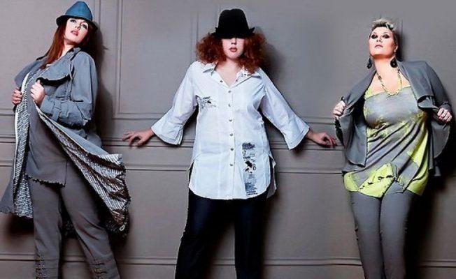 Купить женскую одежду больших размеров оптом