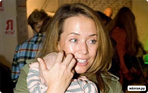 38-летняя Жанна Фриске родила сына
