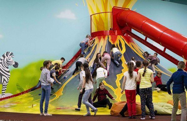 Развлекательный центр для детей Веселый остров в Новосибирске