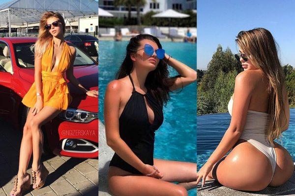 Самые красивые и популярные девушки Инстаграма
