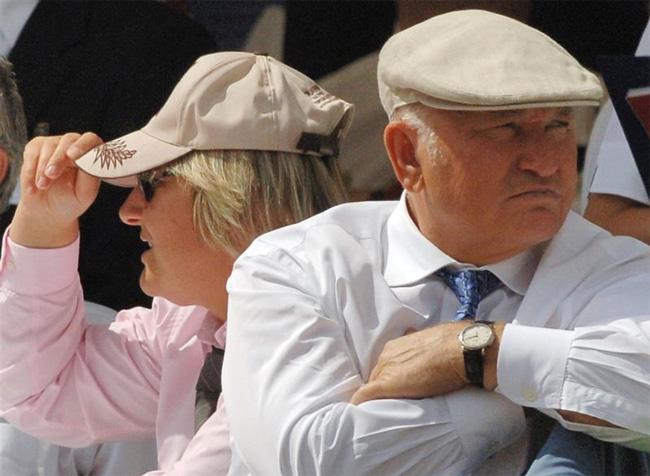 Лужков и Батурина разводятся