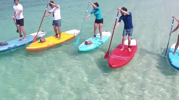Lets ride school – SUP серфинг
