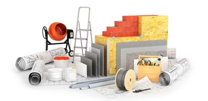База строительных материалов и инструментов в Днепре