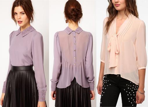 Красивые женские блузы от производителя