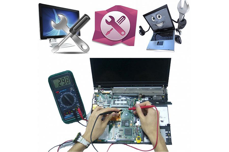 Устранение проблем с ноутбуком с гарантией