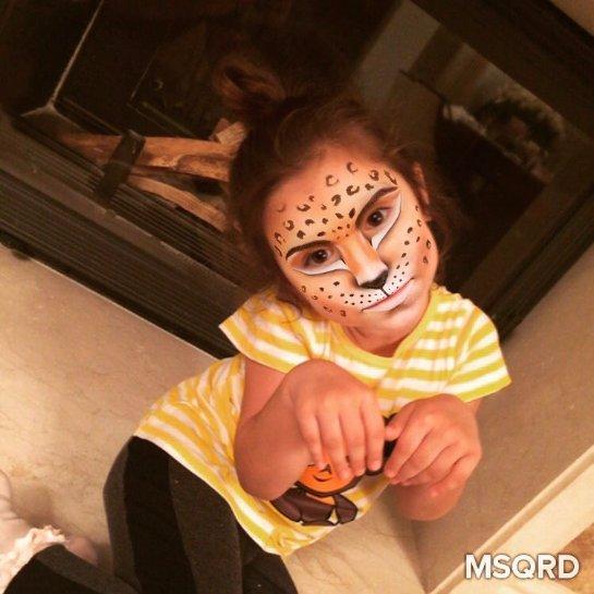 Муж Ани Лорак опубликовал новые фотографии дочки