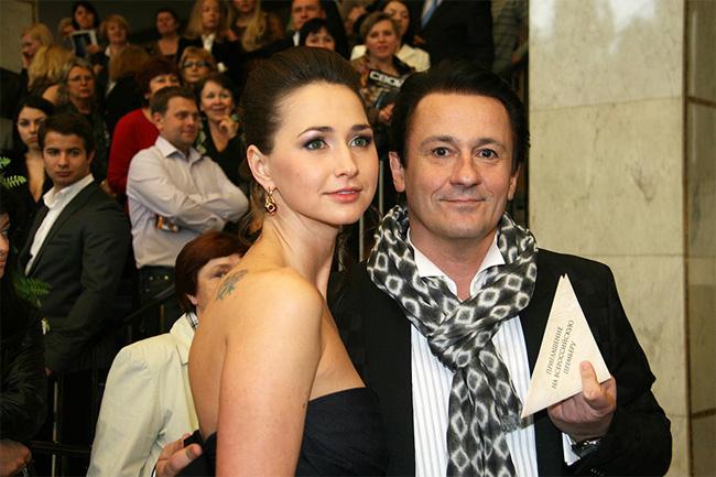 Личная жизнь Олега Меньшикова (2010 год)