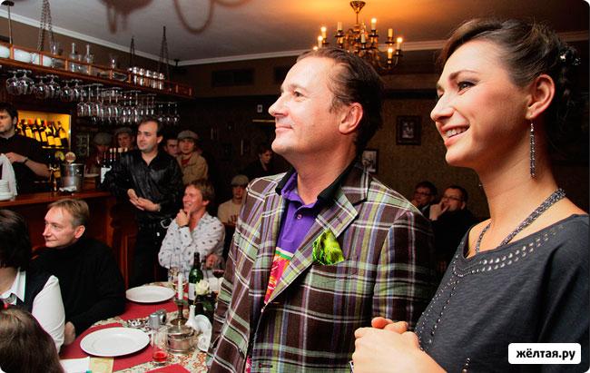 Личная жизнь Олега Меньшикова (2011 год)